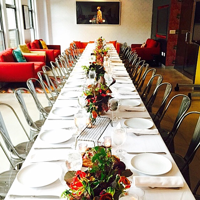 Holiday Dinner Soiree